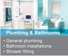 Plumbing & Bathrooms Installation Milton Keynes