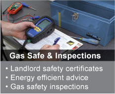 Gas Safe Inspections Milton Keynes