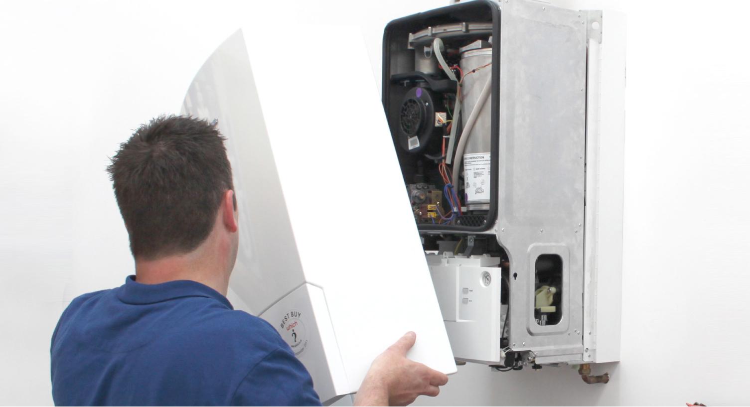 Image result for Boiler Installation